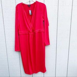 TORRID Red Bodycon Dress